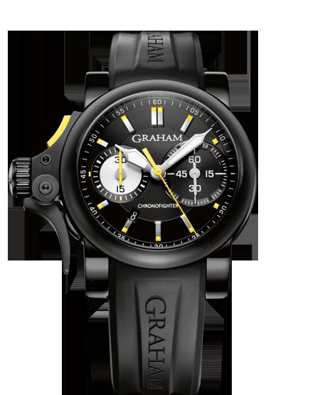 часы Graham Chronofighter Trigger Back