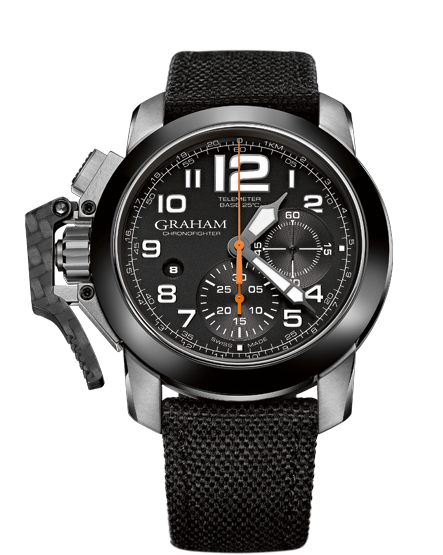 часы Graham CHRONOFIGHTER OVERSIZE