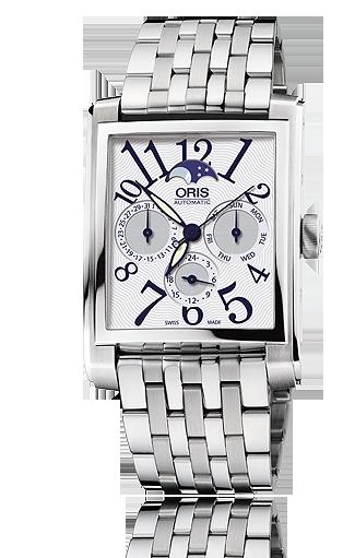 часы Oris Oris Rectangular Complication