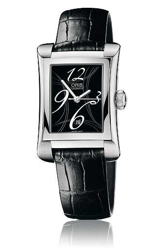 часы Oris Oris Rectangular Date 2008