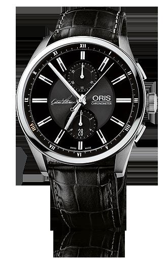 часы Oris Oris Oscar Peterson Chronograph Limited Edition
