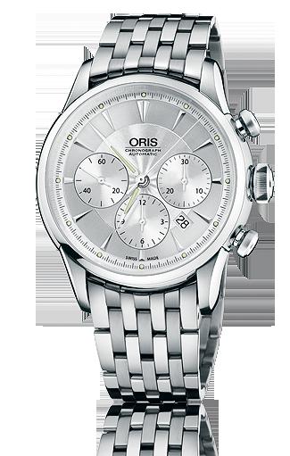 часы Oris Oris Artelier Chronograph