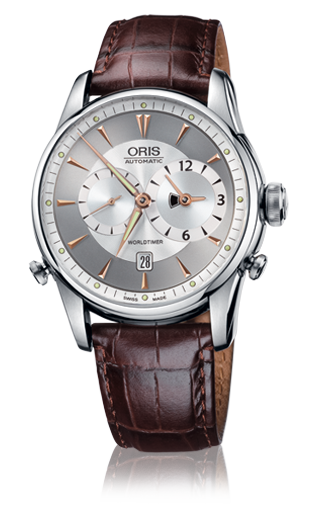 часы Oris Oris Artelier Worldtimer