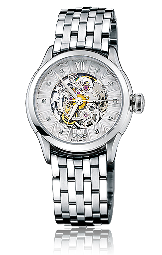 часы Oris Oris Artelier Skeleton Diamonds