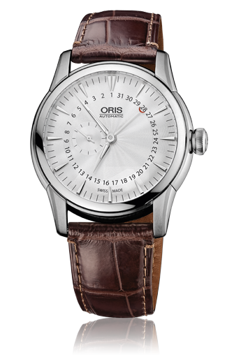 часы Oris Oris Artelier Small Second, Pointer Date