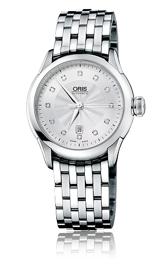 часы Oris Oris Artelier Date Diamonds