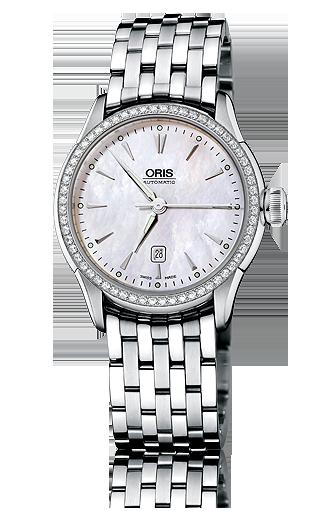 часы Oris Oris Artelier Date Diamonds