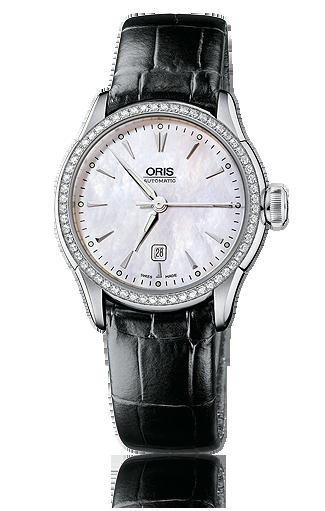 ���� Oris Oris Artelier Date Diamonds