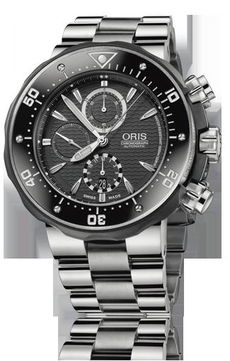 часы Oris Oris ProDiver Chronograph