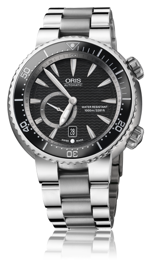 часы Oris Oris Divers Titan 'C' Small Second, Date