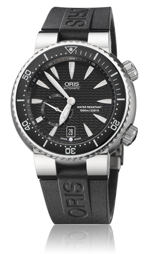 часы Oris Oris Divers Titan 'C' Small Second, Date