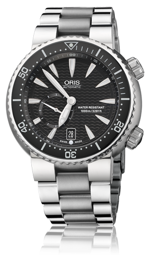 ���� Oris Oris Divers Titan 'C' Small Second, Date