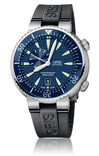 часы Oris Oris Divers Small Second, Date
