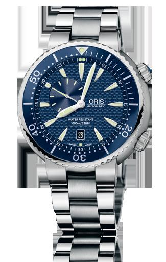 часы Oris Oris Divers Small Second, Date