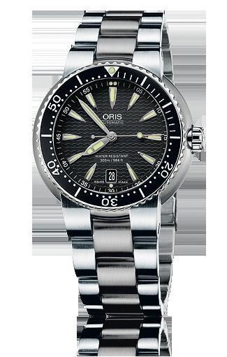 ���� Oris Oris Divers Date