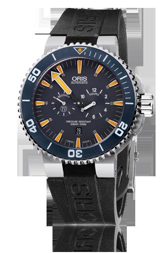 часы Oris Oris Tubbataha Limited Edition