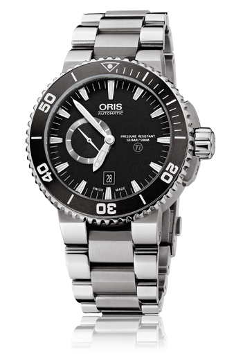 часы Oris Oris Aquis Titan Small Second, Date
