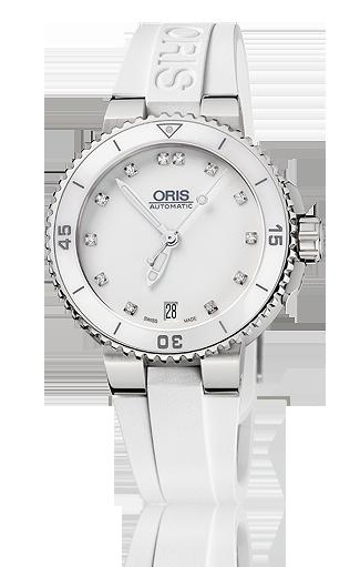 часы Oris Oris Aquis Date Diamonds