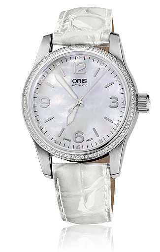 часы Oris Oris Big Crown Diamonds