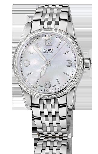 часы Oris Oris Big Crown Diamonds