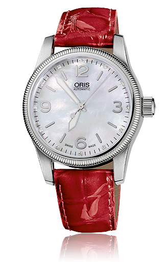 ���� Oris Oris Big Crown Diamonds