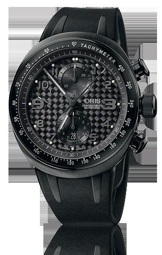 часы Oris Oris TT3 Chronograph Black