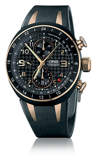 часы Oris Oris TT3 Chronograph, Second Time Zone