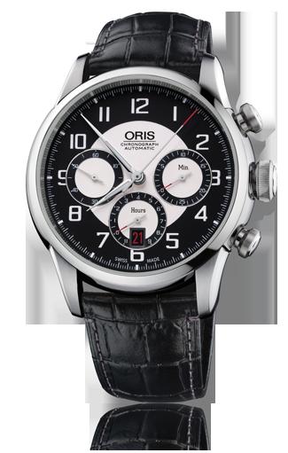 часы Oris Oris RAID 2011 Chronograph Limited Edition