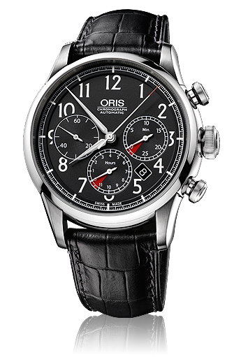 часы Oris Oris RAID 2010 Chronograph Limited Edition