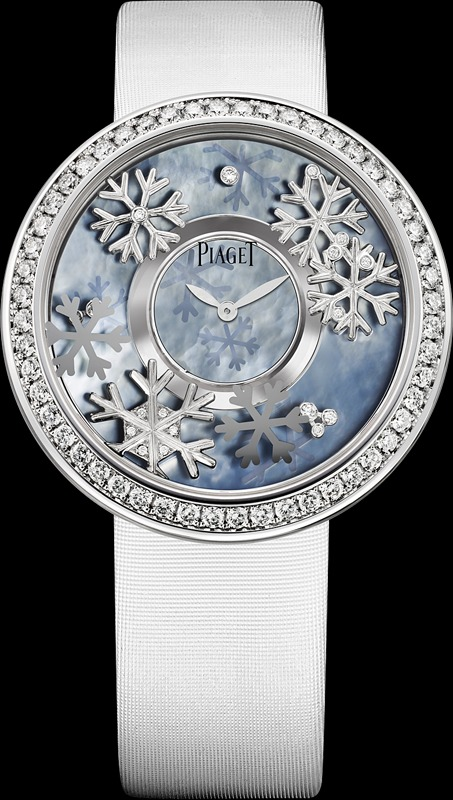 часы Piaget Limelight Dancing Light watch