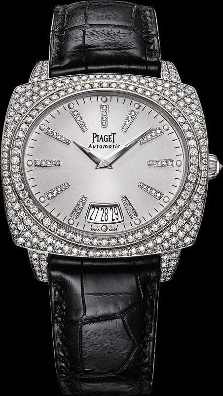 часы Piaget Limelight cushion-shaped watch