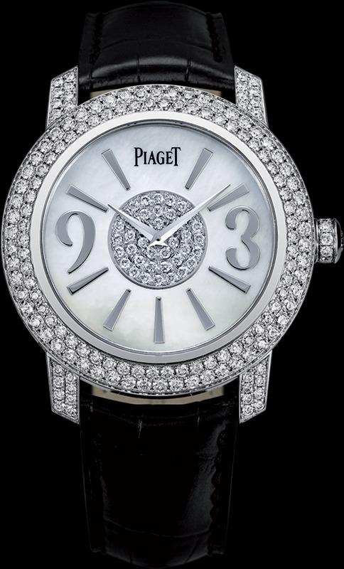 часы Piaget Limelight round-shaped watch