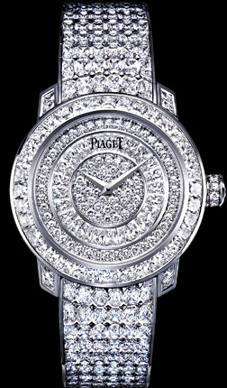 часы Piaget Limelight round-shaped watch