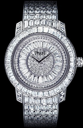 ���� Piaget Limelight cushion-shaped watch