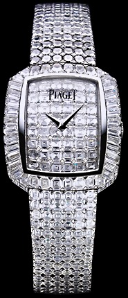 часы Piaget Limelight elongated cushion-shaped watch