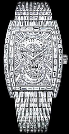 часы Piaget Limelight tonneau-shaped watch