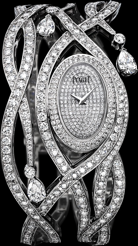 часы Piaget Limelight Jazz Party cuff watch