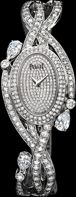 ���� Piaget Limelight Jazz Party cuff watch