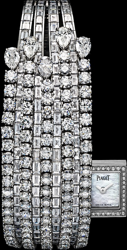 часы Piaget Limelight cascade inspiration secret watch