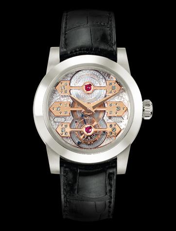 часы Girard Perregaux Tourbillon with three gold Bridges