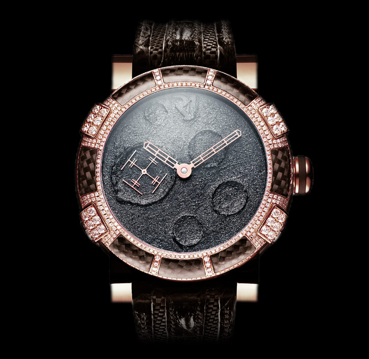 часы Romain Jerome SPARKLING GOLD MOOD