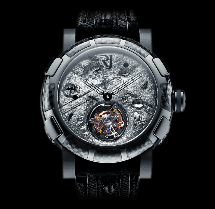 часы Romain Jerome MOON DUST ROSWELL TOURBILLON