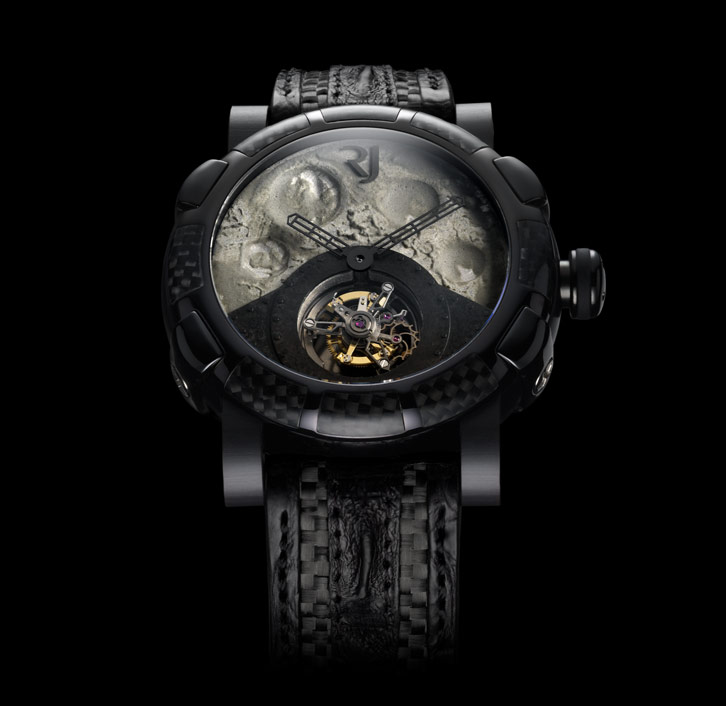 часы Romain Jerome MOON DUST HANNIBAL LECTER TOURBILLON