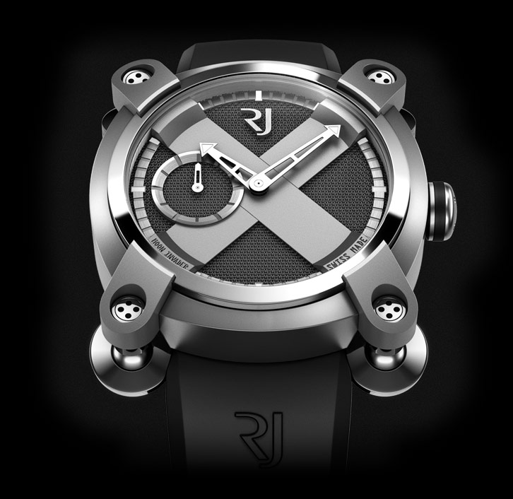 часы Romain Jerome MOON INVADER HEAVY METAL AUTOMATIC