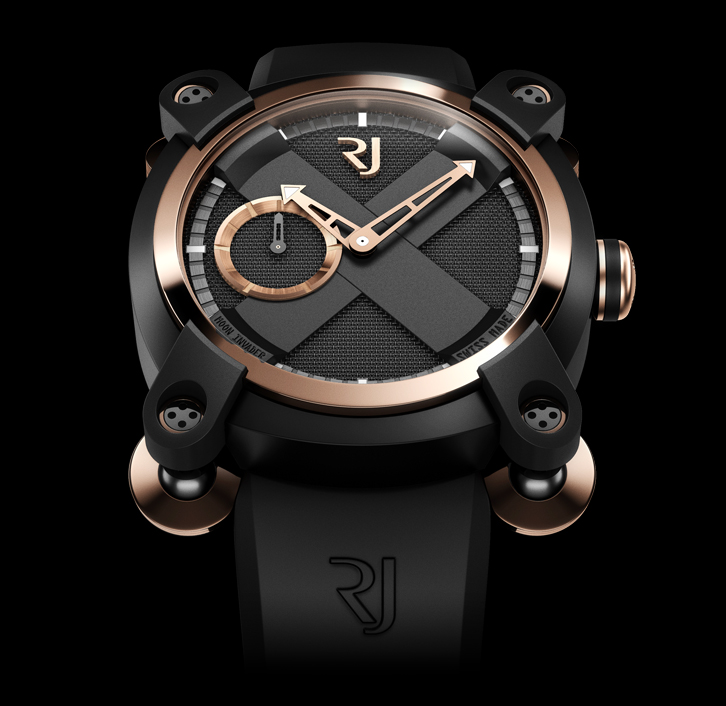 часы Romain Jerome MOON INVADER RED METAL AUTOMATIC