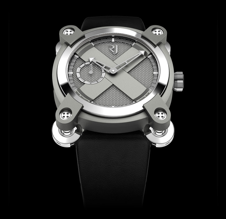 часы Romain Jerome MOON INVADER 40 HEAVY METAL AUTO