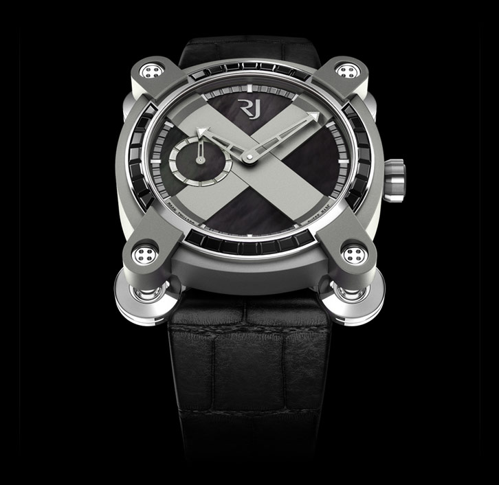 часы Romain Jerome MOON INVADER CHERRY