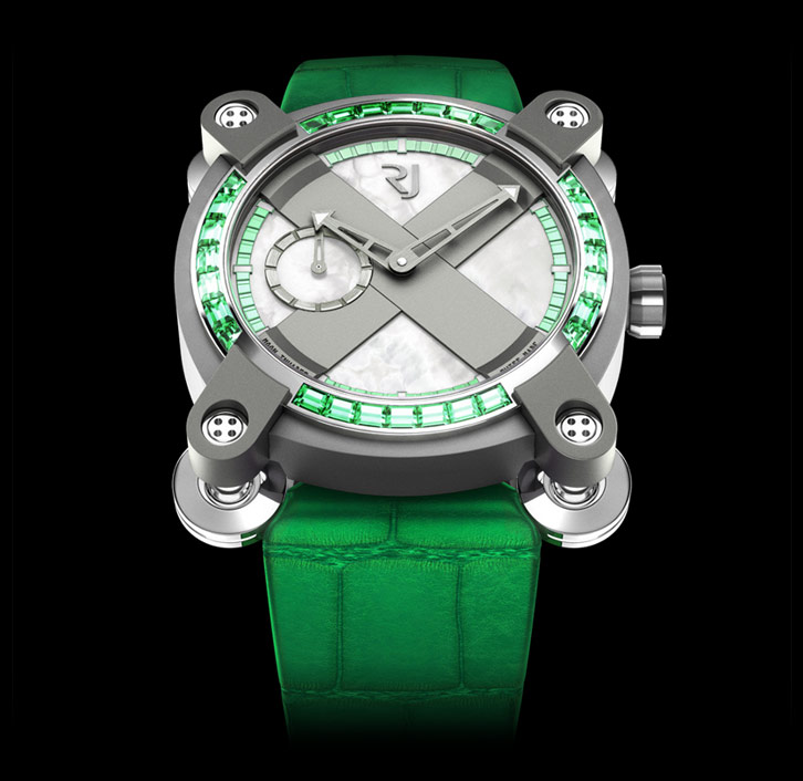 часы Romain Jerome MOON INVADER LIME