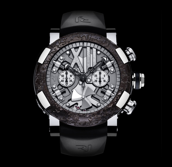 часы Romain Jerome STEAMPUNK METAL CHRONO