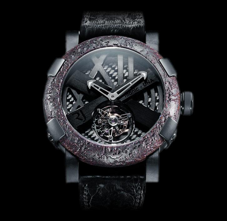 часы Romain Jerome TOURBILLON ULTIMATE BLACK